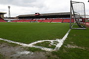 Oakwell stadium shot during the EFL Sky Bet Championship match between Barnsley and Burton Albion at Oakwell, Barnsley, England on 29 April 2017. Photo by Richard Holmes.