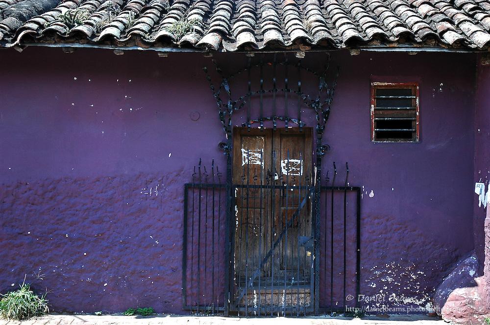 Street scene in Santa Cruz, Bolivia