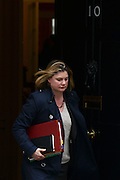 © Licensed to London News Pictures. 08/05/2012. Westminster, UK Secretary of State for Transport JUSTINE GREENING. Ministers on Downing Street today 8th May 2012. Photo credit : Stephen Simpson/LNP