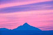 Kluane Ranges, the easternmost of the St Elias Mountains. <br />Kluane National Park<br />Yukon<br />Canada