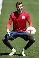England U21 Training, 21 June 2017