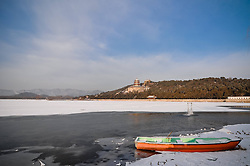 Scenery in the snow-covered Summer Palace in Beijing, capital of China, December 21, 2012. Photo by Imago / i-Images...UK ONLY