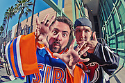 Kevin Smith &amp; Jason Mewes <br />