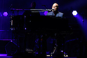 Photos of the musician Billy Joel performing live on stage at Madison Square Garden in New York, NY on August 9, 2016. © Matthew Eisman/ Getty Images. All Rights Reserved