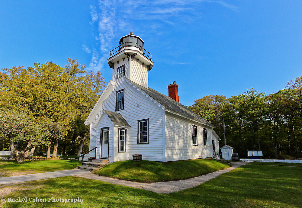 &quot;Mission Point Lighthouse&quot;<br />