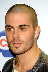 Capital Summertime Ball<br /> Max George (The Wanted)during photocall ahead of performing at the Capital Summertime Ball, Wembley Stadium,<br /> London, United Kingdom<br /> Sunday, 9th June 2013<br /> Picture by Chris  Joseph / i-Images