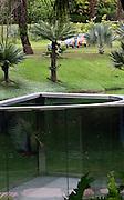 Brumadinho_MG, Brasil...Obra de arte Bisected Triangle do Centro de Arte Contemporanea Inhotim (CACI) em Brumadinho...The art Bisect Triangle in the Centro de Arte Contemporanea Inhotim (CACI) in Brumadinho...FOTO: BRUNO MAGALHAES / NITRO..