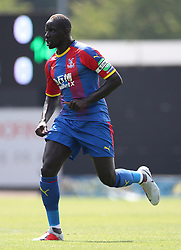 Crystal Palace's Mamadou Sakho during a pre season friendly match at The Kassam Stadium, Oxford