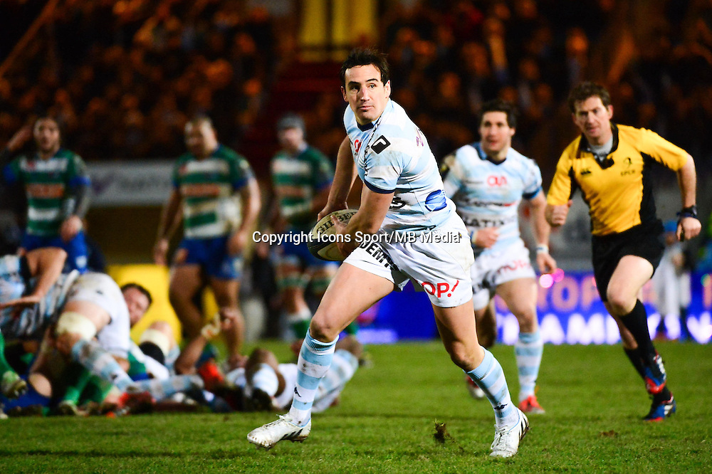 Benjamin DAMBIELLE - 18.01.2015 - Racing Metro 92 / Trevise - European Champions Cup<br />