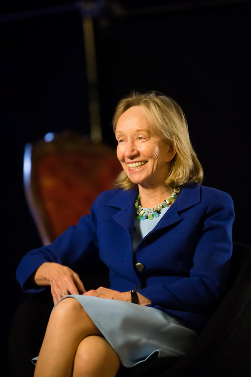 Doris Kearns Goodwin speaking at The Henry Ford about her book Team of Rivals. Photographed for The Henry Ford by KMS Photography