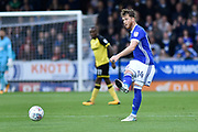 Ipswich Town striker Joe Garner (14) during the EFL Sky Bet Championship match between Burton Albion and Ipswich Town at the Pirelli Stadium, Burton upon Trent, England on 28 October 2017. Photo by Richard Holmes.