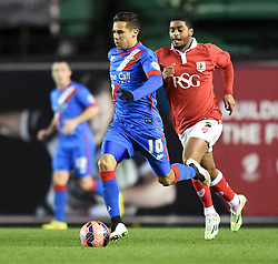 Doncaster Rovers Harry Forrester in action during the FA Cup third round replay between Bristol City and Doncaster Rovers at Ashton Gate on January 13, 2015 in Bristol, England. - Photo mandatory by-line: Paul Knight/JMP - Mobile: 07966 386802 - 13/01/2015 - SPORT - Football - Bristol - Ashton Gate Stadium - Bristol City v Doncaster Rovers - FA Cup third round replay