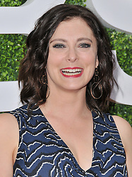 Rachel Bloom arrives at the 2017 CBS Television Studios Summer Soiree TCA Party held at the CBS Studio Center – New York Street in Studio City, CA on Tuesday, August 1, 2017. (Photo By Sthanlee B. Mirador) *** Please Use Credit from Credit Field ***
