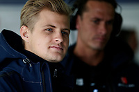 ERICSSON marcus (swe) sauber f1 c34 ambiance portrait during Formula 1 winter tests 2015 at Barcelona, Spain from February 19th to 22nd. Photo DPPI / Jean Michel Le Meur.