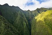 Above Hanalei, Kauai, Hawaii