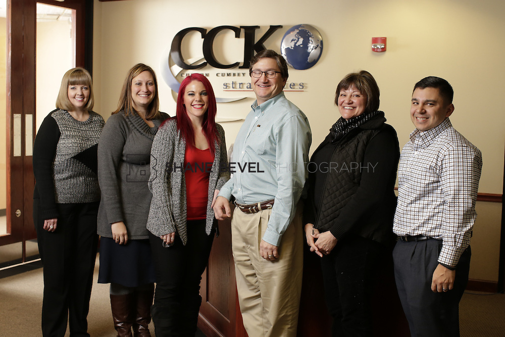 1/7/15 1:14:04 PM --- CCK Group and Partner Portraits.<br /> <br /> Photo by Shane Bevel