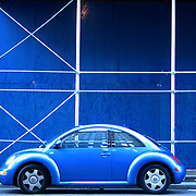 New Beetle in New York City