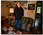 "After surviving the anthrax and pneumonia, David Hose says, ""I'm on three heart medications. I have asthma. I'm extremely weak."" Unable to climb the stairs, he spent much of his early recovery on the couch of his Winchester, Va., home. Two years after the anthrax mailings halted delivery and killed several people, the former postal manager spends much of his time taking numerous medications and battling the government and his insurance agency for coverage."