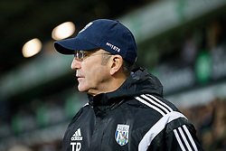 West Brom Manager Tony Pulis looks on - Photo mandatory by-line: Rogan Thomson/JMP - 07966 386802 - 11/02/2015 - SPORT - FOOTBALL - West Bromwich, England - The Hawthorns - West Bromwich Albion v Swansea City - Barclays Premier League.