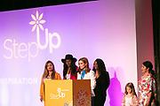 JoAnna Garcia Swisher, Kalen, Tamika and Step Up Alums