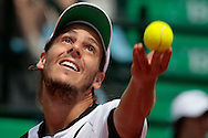Rome, Italy 12/05/2007 - Tennis - Italian Atp Masters Series - Internazionali d'Italia 2007. Gaston Gaudio (ARG)