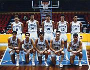 Forlì 1987 Italia-Svizzera