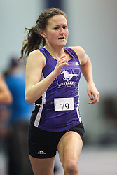 London, Ontario ---11-01-22---   Hailey Cummings of the Western Mustangs competes at the 2011 Don Wright meet at the University of Western Ontario, January 22, 2011..GEOFF ROBINS/Mundo Sport Images.