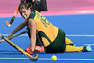 Hockey: SA v Germany 02 August