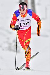 CAI Jiayun, CHN, LW8 at the 2018 ParaNordic World Cup Vuokatti in Finland