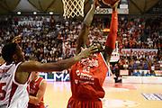 DESCRIZIONE : Pistoia Lega serie A 2013/14  Giorgio Tesi Group Pistoia Pesaro<br /> GIOCATORE : Anosike Oderah<br /> CATEGORIA : schiacciata<br /> SQUADRA : Pesaro Basket<br /> EVENTO : Campionato Lega Serie A 2013-2014<br /> GARA : Giorgio Tesi Group Pistoia Pesaro Basket<br /> DATA : 24/11/2013<br /> SPORT : Pallacanestro<br /> AUTORE : Agenzia Ciamillo-Castoria/M.Greco<br /> Galleria : Lega Seria A 2013-2014<br /> Fotonotizia : Pistoia  Lega serie A 2013/14 Giorgio  Tesi Group Pistoia Pesaro Basket<br /> Predefinita :