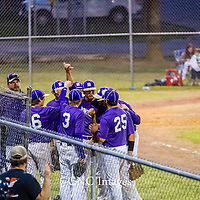 04-30-15 Berryville Baseball District vs. Lincoln
