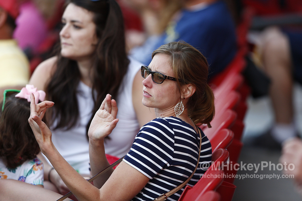 Kokomo Jackrabbits game and stadium atmosphere