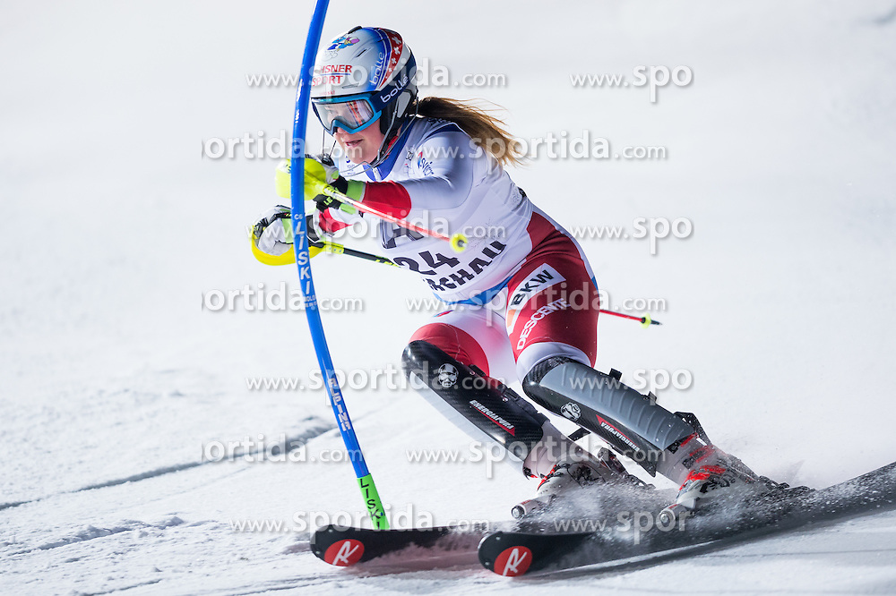 Melanie Meillard (SUI) during the 7th Ladies' Slalom of Audi FIS Ski World Cup 2016/17, on January 10, 2017 at the Hermann Maier Weltcupstrecke in Flachau, Austria. Photo by Martin Metelko / Sportida