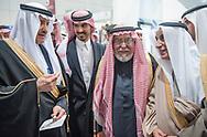 Prince Sultan bin Salman with Sheikh Nasser