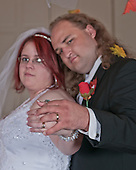 Weddings: Amber And David