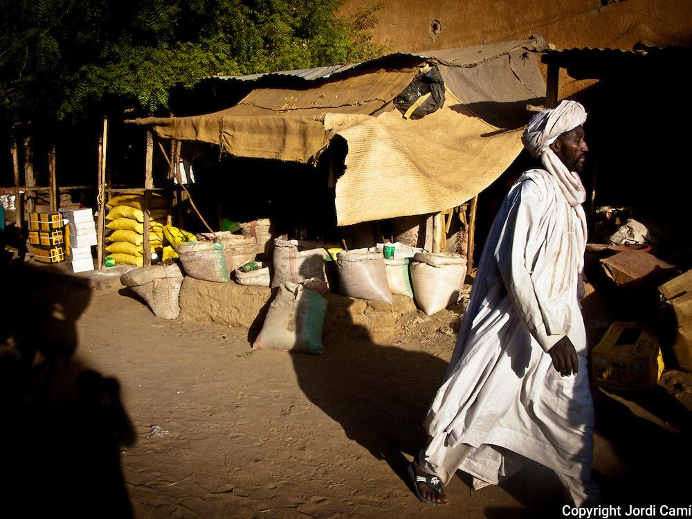 Gao market. Mali .West Africa.