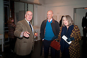ALLEN JONES, Vanity Fair  hosted  UK Premiere and party for Beyond Time. A film about the artist William Turnbull made by his son Alex Turnbull. Narrated by Jude Law. I.C.A. London. 17 November 2011<br /> <br />  , -DO NOT ARCHIVE-© Copyright Photograph by Dafydd Jones. 248 Clapham Rd. London SW9 0PZ. Tel 0207 820 0771. www.dafjones.com.