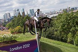 Klimke Ingrid (GER) - FRH Butts Abraxxas<br />  Olympic Games London 2012<br /> © Dirk Caremans