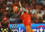 IPL S4 Match 36 Kochi Tuskers Kerala v Delhi Daredevils