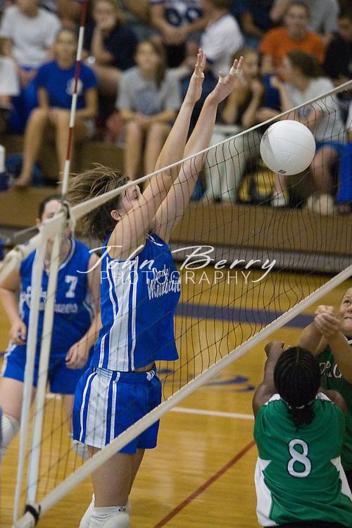 MCHS Varsity Volleyball .vs Greene .September 7, 2006
