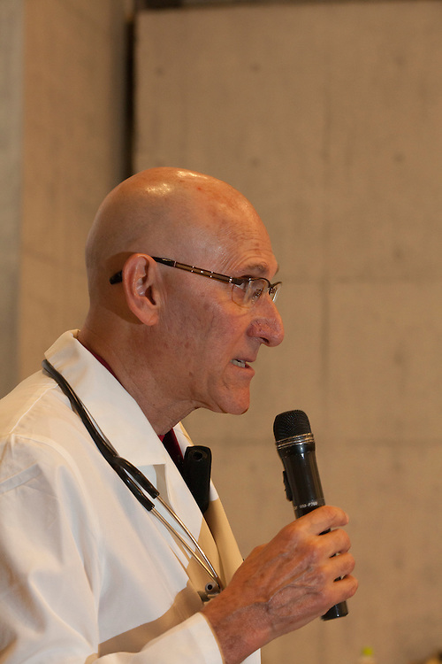 Prescription for Happiness: Compassion Training for Healthcare Teams by Dr. Barry Kerzin.