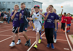 - Photo mandatory by-line: Dougie Allward/JMP - Mobile: 07966 386802 - 06/06/2015 - SPORT - Multi-Sport - Bristol - SGS Wise Campus - Bristol Sport Festival Of Youth Sport - Festival Of Youth