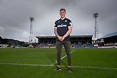 Josh Meekings signs for Dundee - 18-08-2017