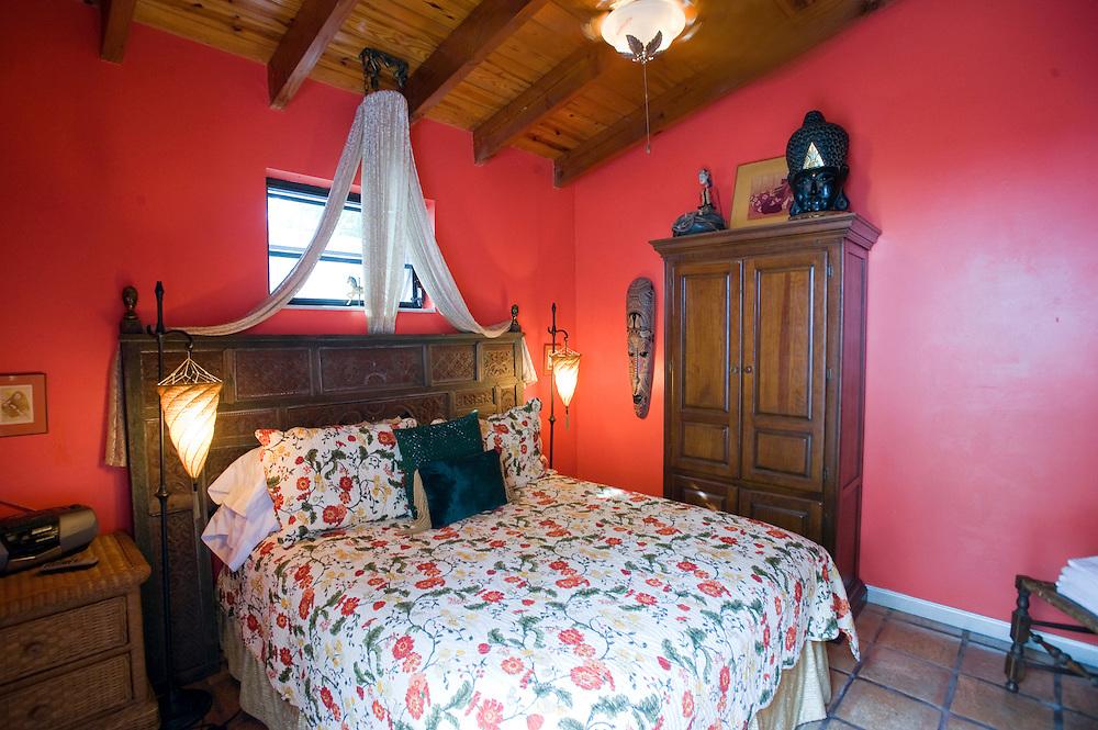 Casa Thorn. Bed and Breakfast auf Plantation Key/ Islamorada, Gaestezimmer..Florida 2009..Foto © Stefan Falke.