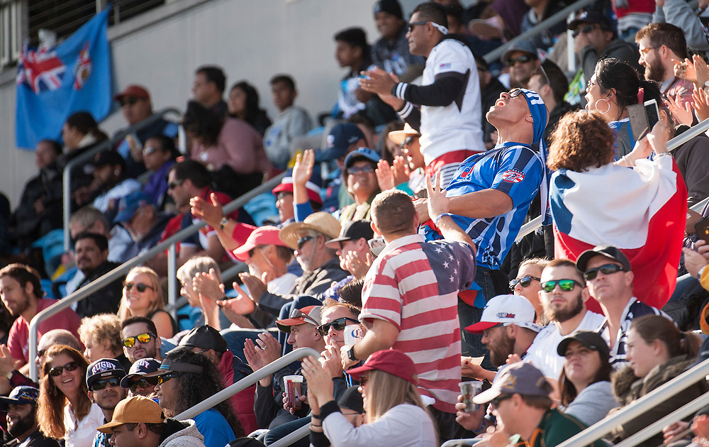 Samoa play England in the Cup Quarter Finals of the Silicon Valley Sevens in San Jose, California. November 4, 2017. <br /> <br /> By Jack Megaw.<br /> <br /> <br /> <br /> www.jackmegaw.com<br /> <br /> jack@jackmegaw.com<br /> @jackmegawphoto<br /> [US] +1 610.764.3094<br /> [UK] +44 07481 764811