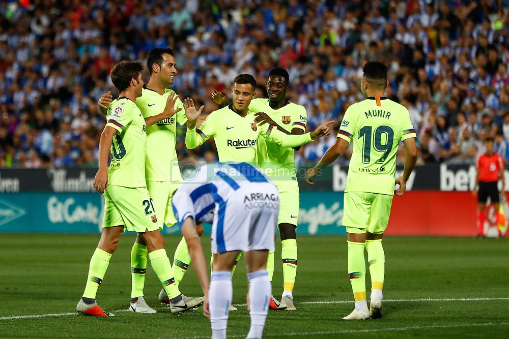 صور مباراة : ليغانيس - برشلونة 2-1 ( 26-09-2018 ) 20180926-zaa-a181-052