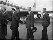 1961-19/07 Taoiseach Returns from London Talks