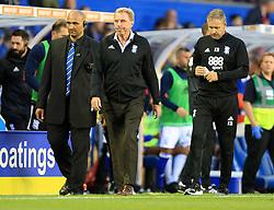 Birmingham City manager Harry Redknapp looks dejected - Mandatory by-line: Paul Roberts/JMP - 15/08/2017 - FOOTBALL - St Andrew's Stadium - Birmingham, England - Birmingham City v Bolton Wanderers - Sky Bet Championship