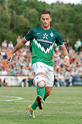 15.07.2010, Embdena Stadion, Emden, GER, Testspiel, Kickers Emden vs Werder Bremen, im Bild: Marko Arnautovic (Werder Bremen #7), EXPA Pictures © 2010, PhotoCredit: EXPA/ nph/  Scholz *** Local Caption *** / SPORTIDA PHOTO AGENCY