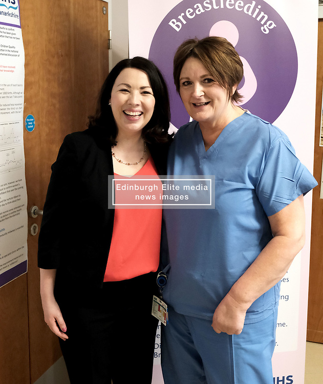 "Scottish Labour leader Richard Leonard and Health spokesperson Monica Lennon met with midwives in NHS Lanarkshire, ahead of a Scottish Labour debate which calls on the SNP Government to invest an additional £10 million for the implementation of Best Start and to investigate claims that midwives are not being given sufficient resources to do their jobs.<br /> <br /> Scottish Labour will use parliamentary time this week to call on the SNP Government to investigate reports that midwives do not have enough resources to do their jobs safely.<br /> <br /> Concerns have been raised in an open letter by midwives in NHS Lothian, which claim they do not have enough computers, equipment and pool cars.<br /> <br /> Scottish Labour have also called for an additional £10 million to be allocated towards the implementation of the Best Start recommendations, to ensure that midwives are given adequate time, training and resources.<br /> <br /> Scottish Labour Health Spokesperson Monica Lennon said:<br /> <br /> ""Midwives play a crucial role in caring for women and babies. The best way of recognising their contribution to our NHS is by making sure they have enough resources to do their jobs safely.<br /> <br /> ""That's why Scottish Labour is calling on the SNP Government to investigate reports about a lack of equipment and resources, and to provide an additional £10 million towards the implementation of the Best Start recommendations.<br /> <br /> ""The Health Secretary must listen to the concerns of midwives and take urgent action to address the workforce crisis.""<br /> <br /> Pictured: Monica Lennon meets Ella Sinton, the Charge Midwife who delivered her daughter Isabella in the Wishaw hospital<br /> <br /> Alex Todd 